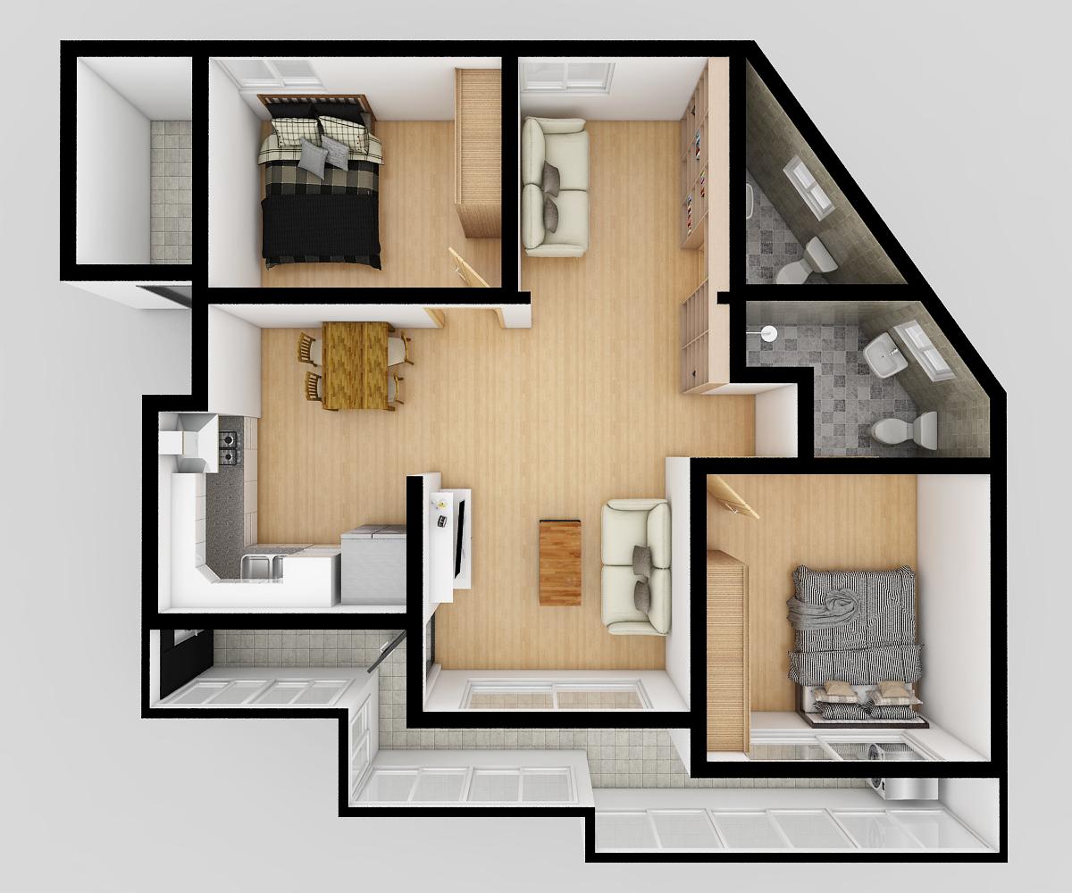 주택 리모델링 사례 05