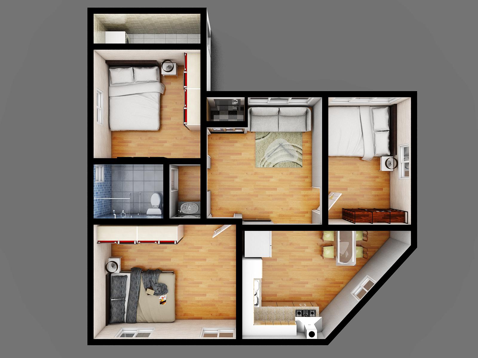 주택 리모델링 사례 04
