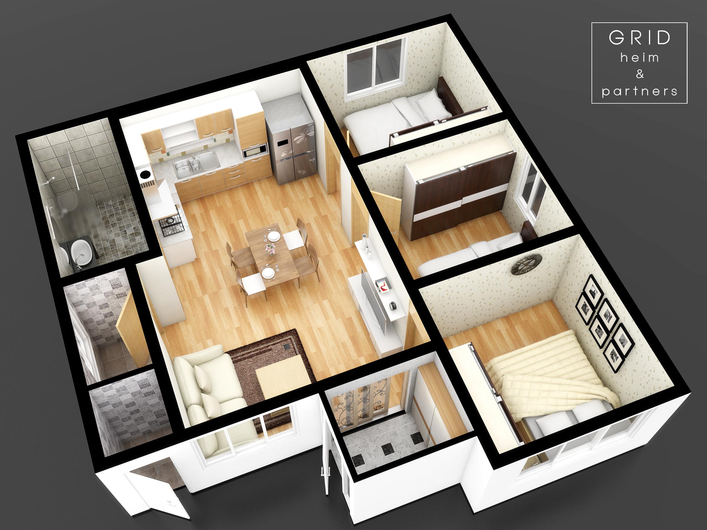 주택 리모델링 사례 03