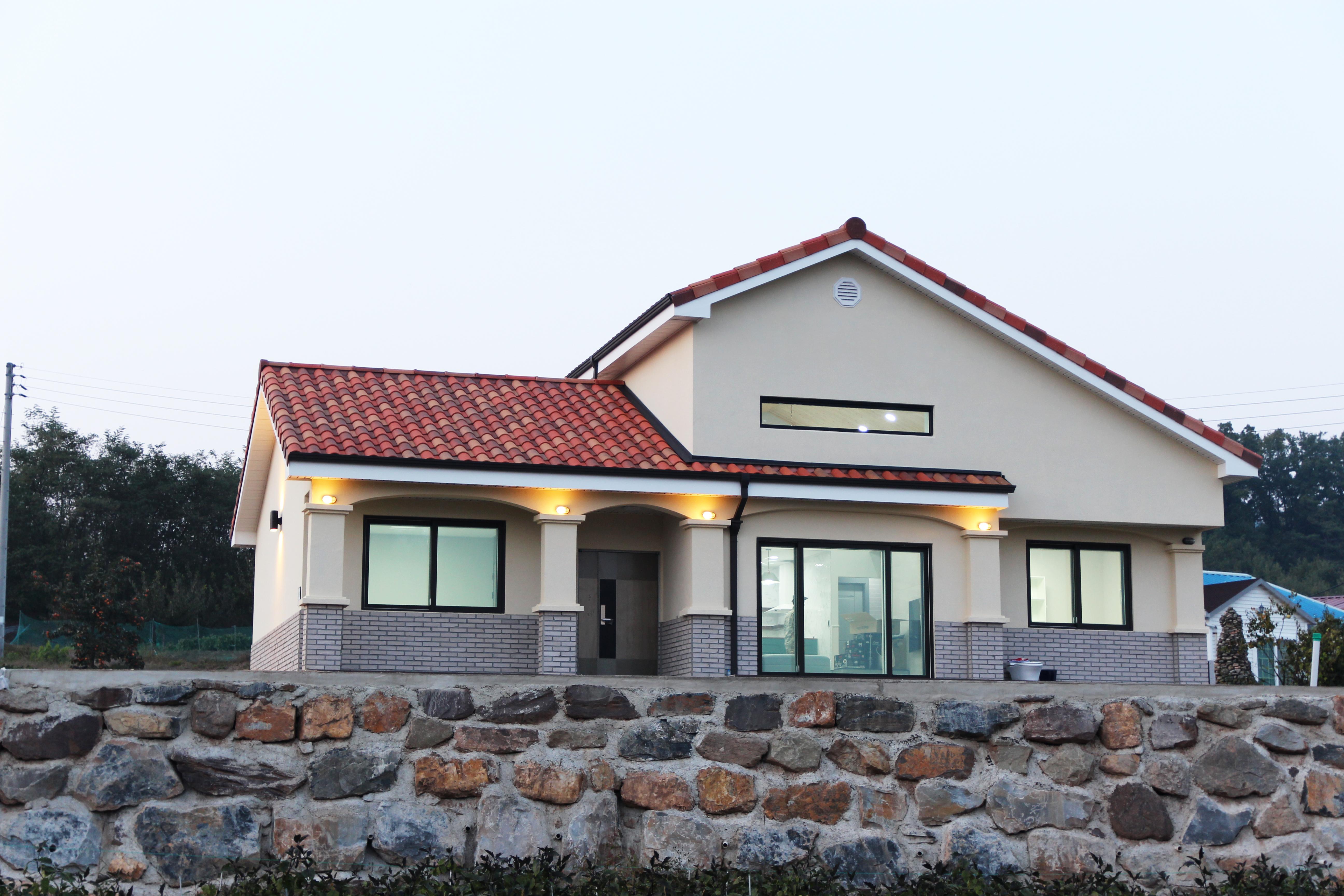 경북 의성군 29평 전원주택