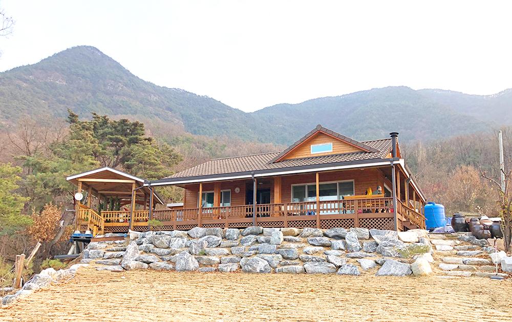 경북 의성군 제오리 전원주택